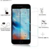 Cubierta suave curvada 4D de la pantalla del vidrio Tempered de la cobertura total del borde de Ctunes para el iPhone 8 de Apple más/iPhone 7 más