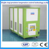 水タイプの冷却および暖房機械