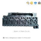 Головка цилиндра 2831474 запасных частей двигателя Isde-6D 6.7L
