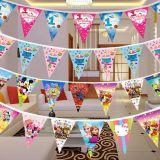 UV знамя печатание с днем рождения для украшения партии