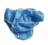 Pp.-nichtgewebte Wegwerfunterwäsche für Männer