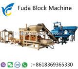Vollautomatische hydraulische Concreet Block Poduction Zeile