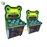 Der Frosch-Form-Kinder Spiel-Maschine des Spielplatz-Geräten-Perkussions-Typ-Kinder
