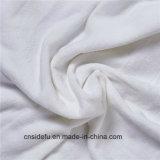호텔 우단 벨루어 백색 한 조각은 리넨 욕의를 디자인했다