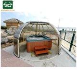 Hot Spa télescopique de la sécurité bâche de piscine automatique un bain à remous Couvercle en polycarbonate