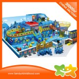 Entertainment Park LLDPE Plastic Kids Indoor Play Equipment