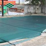 Super chineses Piscina denso tecido de malha de Inverno Inground cobertura piscina de segurança