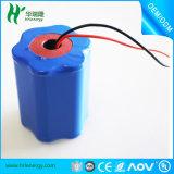 小型ファンのための再充電可能なリチウムイオン電池18650電池