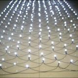 Fuera de las decoraciones de Navidad las luces de Navidad Adornos de césped Net