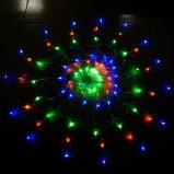 Nettolichter im Freien des Armkreuz-LED Weihnachtsdekorative des Licht-LED