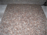 Mattonelle rosse delle lastre del granito G687 della pesca cinese