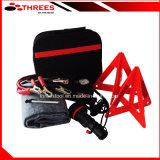 Kit auto d'urgence à double triangle de présignalisation (ET15034)