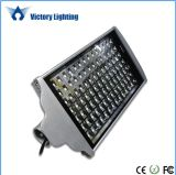 제조소 Bridgelux Meanwell 운전사 알루미늄 합금 램프 정착물 120W LED 도로 빛