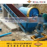 Classificador espiral de processamento mineral para o equipamento de secagem