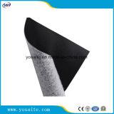 Alto Límite Elástico compuesto de EPDM Nonwoven Fabric Membrana impermeable