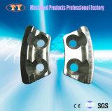 Hohe Präzision anodisierte Aluminiumschild-direkten Hersteller, geprägte Teil-Herstellung