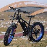 26*4.0inch grasa E-bicicleta con batería de litio