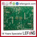PWB da placa de circuito da placa de potência de RoHS para uma comunicação da eletrônica