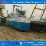 Hydraulischer Absaugung-Bergbau-Bagger mit dem Scherblock-Export