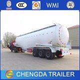 반 42cbm 60cbm 3axle 판매를 위한 대량 시멘트 탱크 트레일러