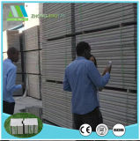 Casa prefabricada Panel de pared de acero tipo sándwich PU
