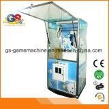 Op van het muntstuk de Machine van het Spel van de Machine van de Arcade van het Muntstuk van de Kraan van het Stuk speelgoed