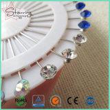 カラー宝石類のブローチPinのステンレス鋼のイスラム教のHijab美しいPin