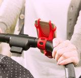 Supporto del telefono del silicone della bicicletta del supporto di Smartphone di percorso
