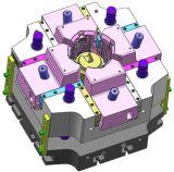 Le télémètre radar meurent le moulage de moulage avec beaucoup d'actions d'ouverture pour la partie en aluminium 62 : )