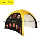 Водонепроницаемый чехол для установки вне помещений Infltable колесной арки палатка рекламы надувные палатка