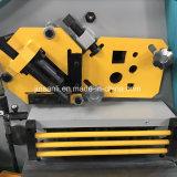 Máquina ferramenta de Jsl que processam o Ironworker da maquinaria