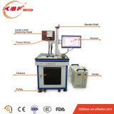 Traceability van PCB de UVLaser die van de Draad van Waterkoeling 355nm van het Systeem 3W Machine voor Al Merken van de Laser van Materialen het Plastic merken