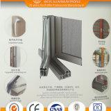 Mis à niveau du système de fenêtres à battants en aluminium