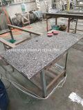 レストラン表の家具のための熱い販売の花こう岩または大理石の石造りの円形のコーヒーか食卓の上