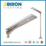 25W Lamp van de Weg van Aio van de Sensor van de motie de Zonne