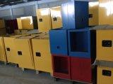 معدن مختبرة وصناعيّة [سلف-كلوسنغ] 90 جالون أو [340ل] تخزين قابل للاحتراق [كبينت-بسن-ر90]
