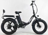 En15194 avec le vélo de graisse de pouvoir de 20 pouces E