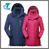 Люди 3 в 1 куртке горы ватки зимы напольной