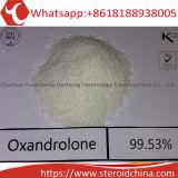 경구 주입 호르몬을%s 스테로이드 분말 53-39-4 Oxan `drolone Anavar