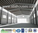 Edifício industrial, comercial e residencial galvanizado pré-fabricado da construção de aço