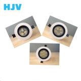 Alluminio LED giù 3W chiaro 5W