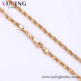 44872 Halsband van de Vrouw van de Verguld Luxe Xuping van China de In het groot 18K Lange