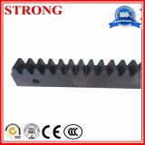 Профессиональная точность модуль 1~10 стальной зубчатой рейки и шестерни