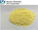 Óxido del indio de la pureza elevada en MINMETALS occidental In2o3 99.99% 99.999%