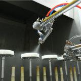 La plastica parte la macchina della verniciatura a spruzzo