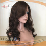 Peruca brasileira superior do cabelo do Virgin da pele (PPG-l-01210)