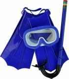 Aletas do Snorkel da natação