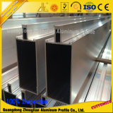 Pared de cortina de aluminio anodizada 6063t5 del surtidor de China