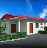 Modernes Behälter-Haus/Fertighaus/modulare Häuser