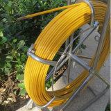 conducto Rodder de la serpiente del cable de los 250m FRP